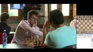 ♚ Magnus Carlsen vs Wesley So ★ Grand Chess Tour, Leuven Chess Blitz Round 8