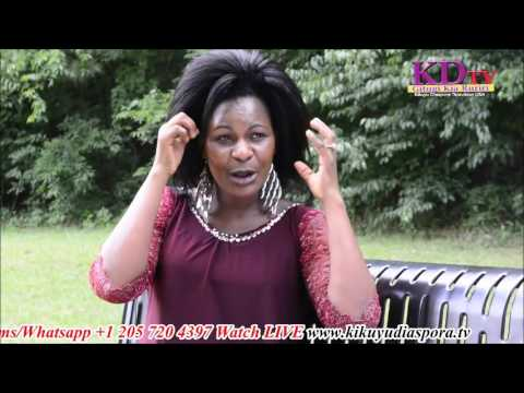 Poverty Made me Steal my classmates staffs Gospel Star Rosemary Njagi Tells
