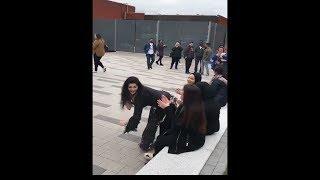 شعبي مغربي نايضة في الغربة ||2017|| Morocco Chaabi Dance