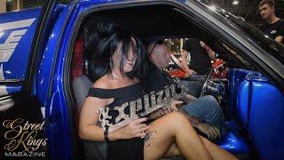 INSANE Hair Tricks by Full Throttle Automotive #DUBSHOWCLT #XCC