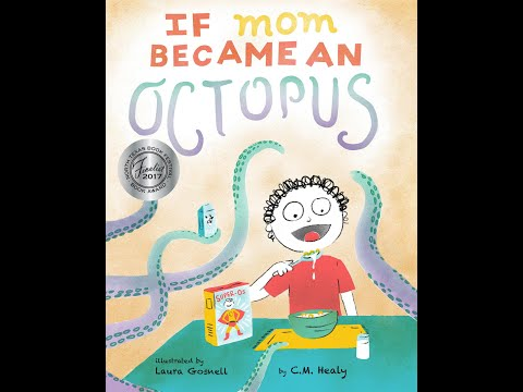 If Mom Became an Octopus Book Read Along