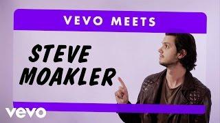 Steve Moakler - Vevo Meets: Steve Moakler
