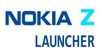 Best Launchers - Nokia Z