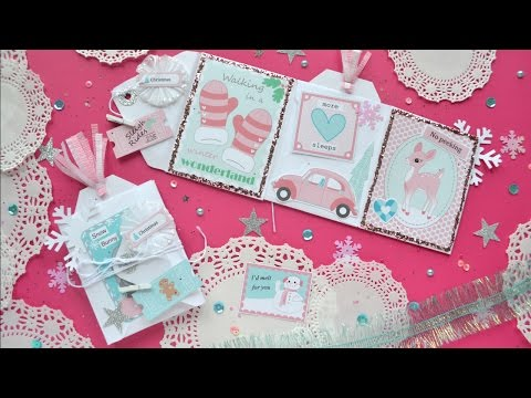 Xxx Mp4 Easy Snail Mail Christmas Envelope Flipbook Winter Wishes Collection Little Hot Tamale 3gp Sex