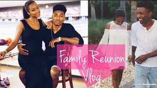 Vlog | ROAD TRIP |Meeting his family | Family Reunion