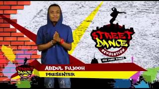 With #bbk on Street dance opiside 2 clouds TV