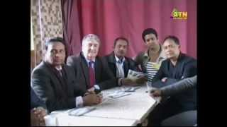 Lib Dem Party meeting with Coventry Bengali Community news report on ATN Bangla UK by Raihan