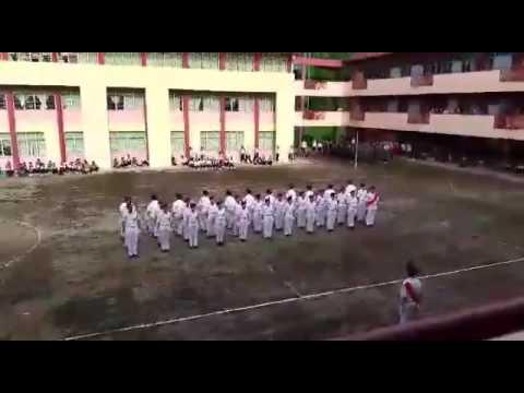 Kawad Formasi PBSM SMK LIMBANAK 2016