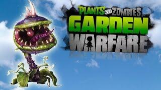 QUE TE MUERDO!!! - Gameplay Plants VS Zombies Garden Warfare
