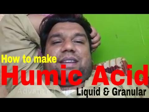 How to make Humic Acid Business Idea