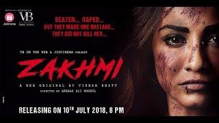 Zakhmi    Song Promo 1   A Web Original By Vikram Bhatt