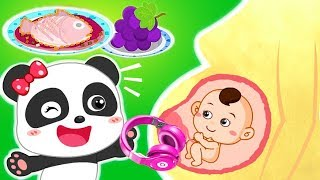Fun Newborn Care | Children Learn Where Babies Come From ! Play Mommy