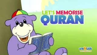 Memorise Quran with ZAKY - Al-Fatiha