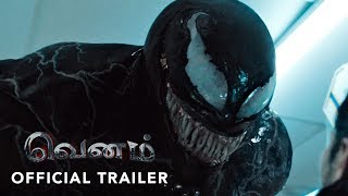 VENOM - Official Tamil Trailer | Tom Hardy | Michelle Williams