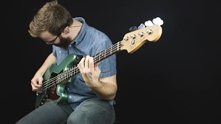 Muse - The Handler [Bass Cover]