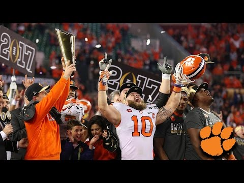 Clemson in 2017 Reloading For A Repeat