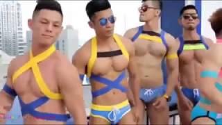 PANAS!! Pesta Kunyit Gay Di Malaysia