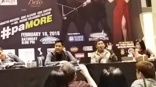 Regine Velasquez reveals ABS-CBN is planning to stage a musical based on the songs of Ogie Alcasid