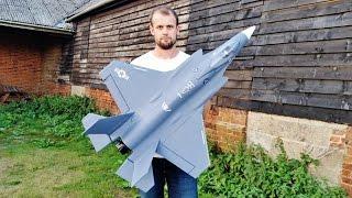 FREEWING F-35 LIGHTNING II V2 70MM VECTORED THRUST RC JET- KAI - 2016