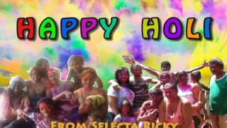 Holi (Phagwah) Mix By Selecta Ricky