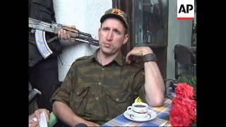 Yugoslavia: Kosovo: KLA Take Over Prizren - 1999