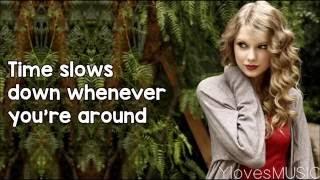 Taylor Swift - Today Was A Fairytale (Lyrics)