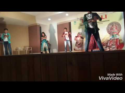 Group Dance in Malayalam
