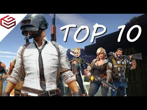 Xxx Mp4 Top 10 Best And Popular Open World Battle Royale Games For Mobile 2018 3gp Sex