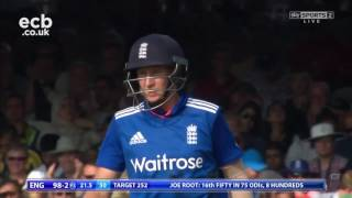 Joe Root hits 89 as England cruise to Lord's victory