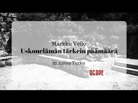 Xxx Mp4 Uskonelämän Tärkein Päämäärä Markku Veilo 22 2 2019 3gp Sex