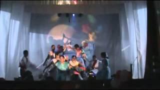 Freshers 2010 Cultural Night - AEC