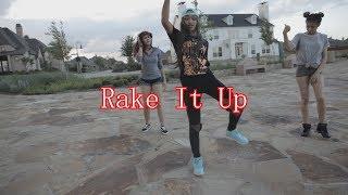 Yo Gotti ft. Nicki Minaj - Rake It Up (Dance Video) shot by @Jmoney1041