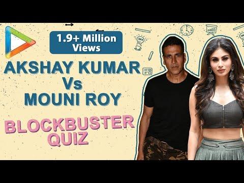 Xxx Mp4 GOLDen Quiz Akshay Kumar S Patriotism Vs Mouni Roy S TV Drama 3gp Sex