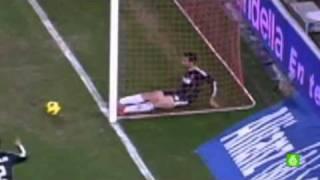La sexta Gol Fantasma - Sevilla - Real Madrid -  Copa del Rey 2011