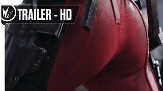Deadpool Official Trailer #2 (2016) -- Regal Cinemas [HD]