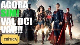 Liga da Justiça - 2017 | Crítica