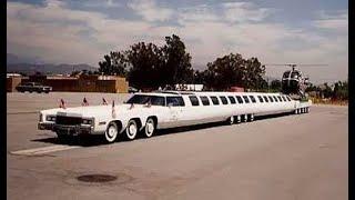 दुनिया की सबसे लंबी इस कार को देखकर होश उड़ जायेंगे आपके...