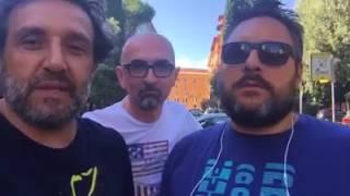 Flavio Insinna annuncio #Festambiente2017