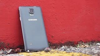 Samsung Galaxy Note 4 Review (German/Deutsch)
