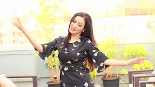 Dokhtare Irooni Dance Cover | Ft. Maryam Zakaria | Persian Dance | Andy music