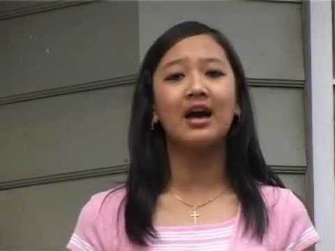 Bethsy Lalrinsangi - Jisu Chwngno Mwthangnai (Kokborok Gospel Video)