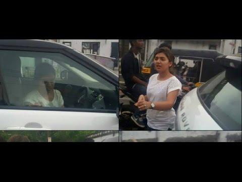 Nazriya involves in street fight | Hot Cinema News