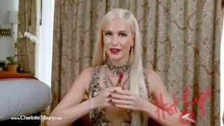 Hot Lips Lipstick feat. Poppy Delevingne : Electric Poppy | Charlotte Tilbury