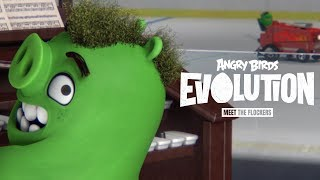 Angry Birds Evolution - Let