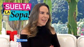 Kate del Castillo contó por que se atrevió a hablar de Televisa   Suelta La Sopa   Entretenimiento