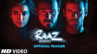 RAAZ REBOOT: Official Trailer | Emraan Hashmi, Kriti Kharbanda, Gaurav Arora