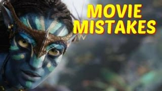 Avatar (MISTAKES) |   Hidden MOVIE MISTAKES MISTAKES Scenes in Avatar You've Never Seen