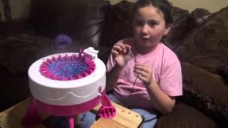 Kids Knitting Machine