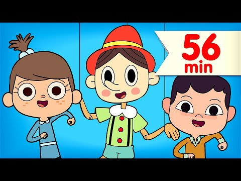 Xxx Mp4 The Pinocchio More Kids Songs Nursery Rhymes Super Simple Songs 3gp Sex
