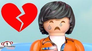 Marcel Ricardo's Broken Heart!!